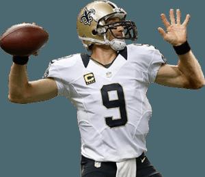 NFL Fantasy Draft Drew Brees