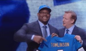 Tomlinson Lions 49ers