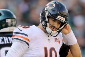 Bears Decline Mitch Trubisky Option